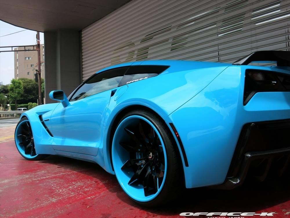 forgiato wide body corvette 8 175x175 at forgiato corvette stingray wide body by office k - Corvette Stingray Light Blue