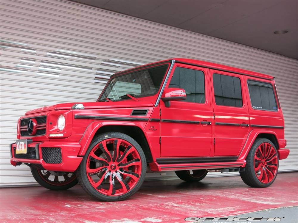 g63 designo custom by office k 4 175x175 at office k mercedes g63 amg with forgiato - Mercedes G Amg Custom