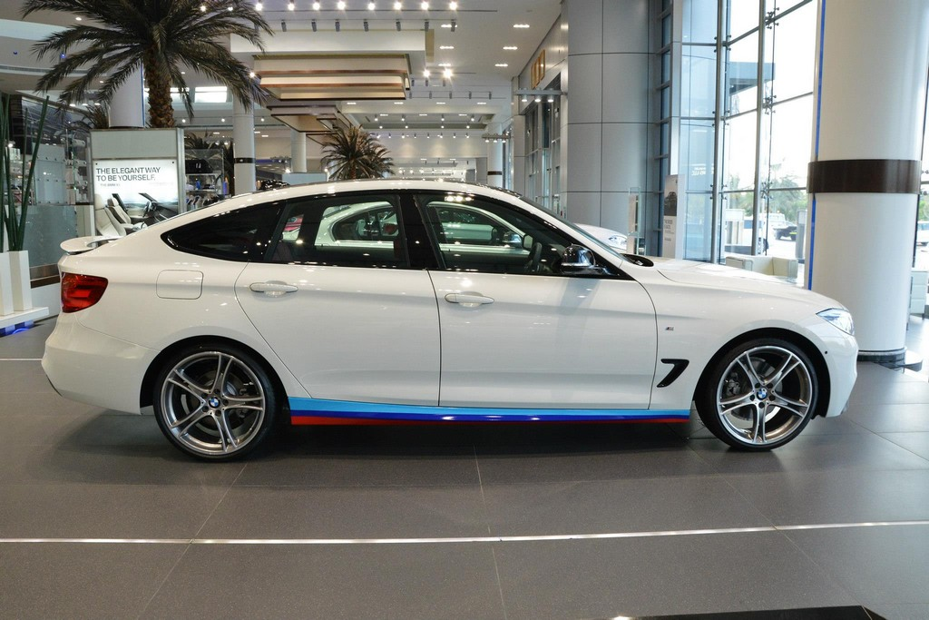 Bmw 3 Series Gt M Performance Still Ugly