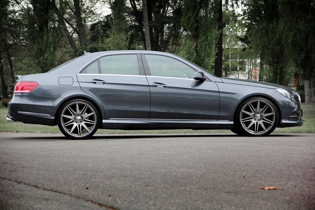 2014 Mercedes E Class By Carlsson