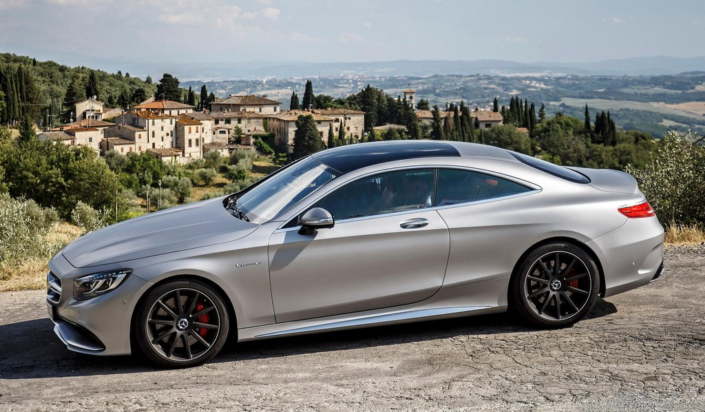 Tech overload mercedes s class coupe review for How much is a 2014 mercedes benz s550