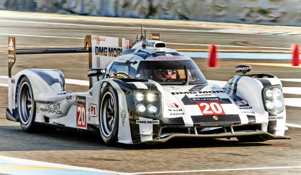 Resultado de imagem para lemans Porsche 919