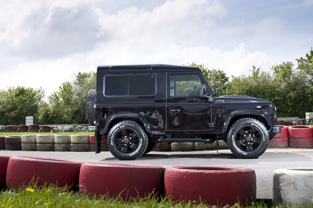 Urban Truck Defender 90 Ultimate Edition