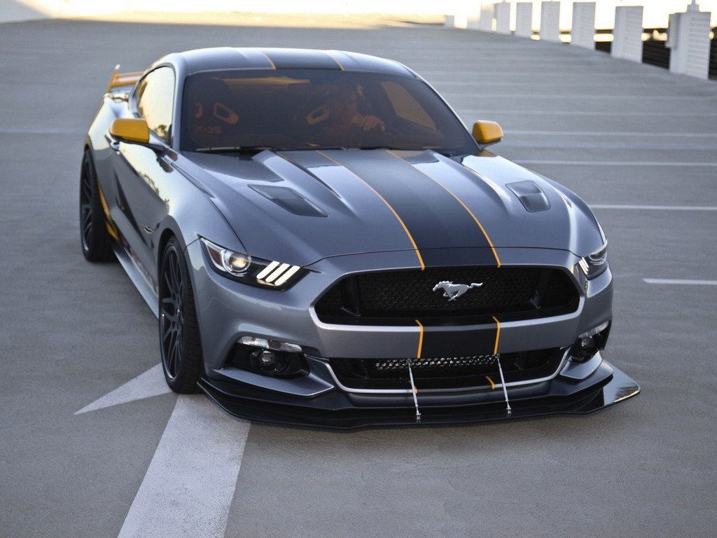 2015 ford mustang f 35 lightning revealed. Black Bedroom Furniture Sets. Home Design Ideas