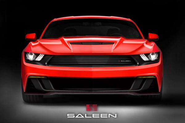 2015 Saleen Mustang Preview