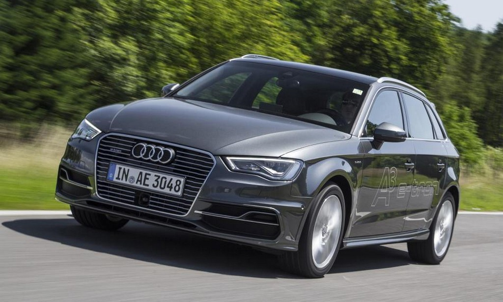 new audi a3 sportback e tron does 176 mpg. Black Bedroom Furniture Sets. Home Design Ideas