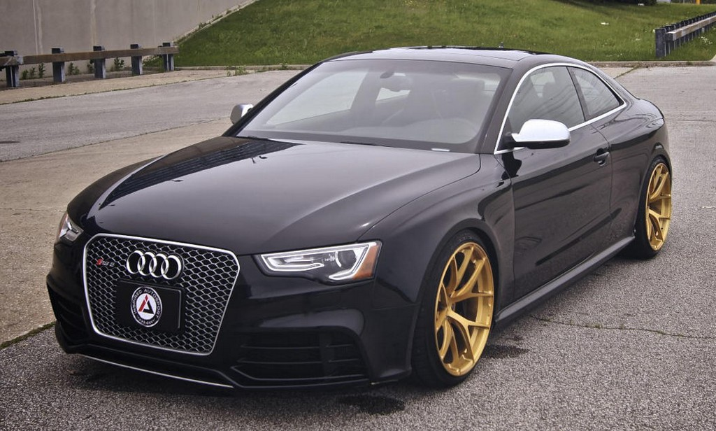 Audacious Audi Rs5 By Inspired Auto