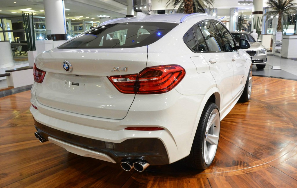 Bmw X4 M Sport Live Photos