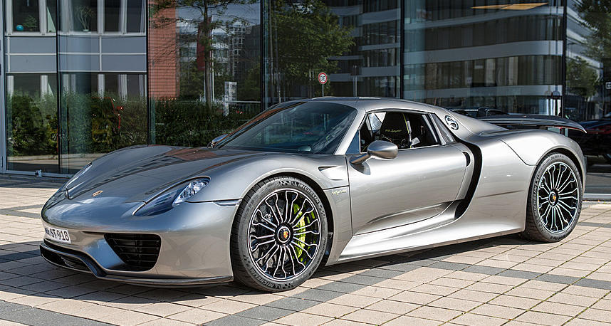 edo competition first to tune porsche 918. Black Bedroom Furniture Sets. Home Design Ideas