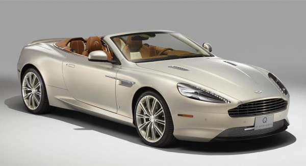Equestrian Themed Aston Martin DB9 0 600x325 at Equestrian Themed Aston Martin DB9 Volante by Q
