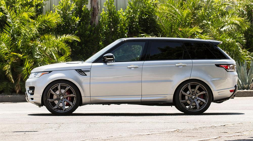 Range Rover Sport Wheels Range Rover Sport is Offered