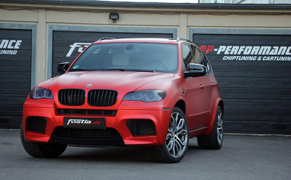 Fostla BMW X5M 0 600x372 at Fostla BMW X5M E70 with 650 Horsepower