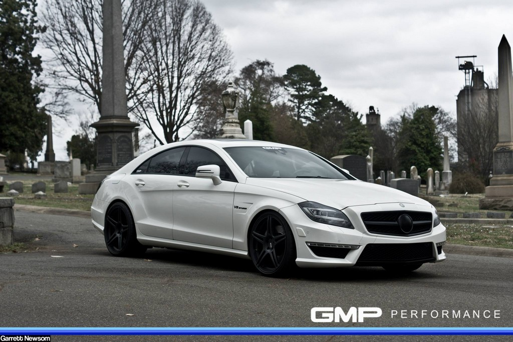 Mercedes CLS63 AMG by GMP Performance