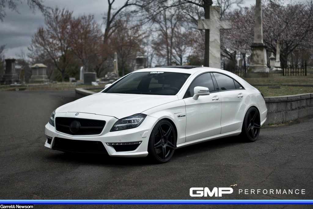 mercedes cls63 amg by gmp performance. Black Bedroom Furniture Sets. Home Design Ideas