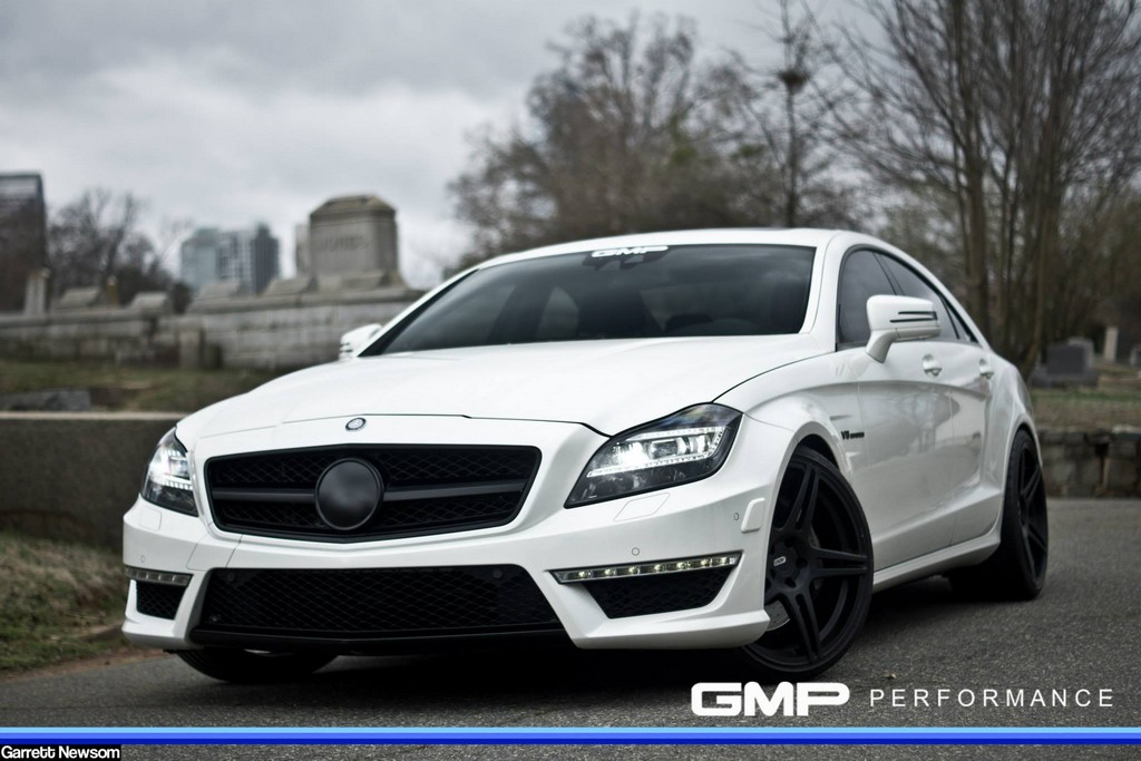 Mercedes cls63 amg by gmp performance for 2014 mercedes benz cls550 0 60