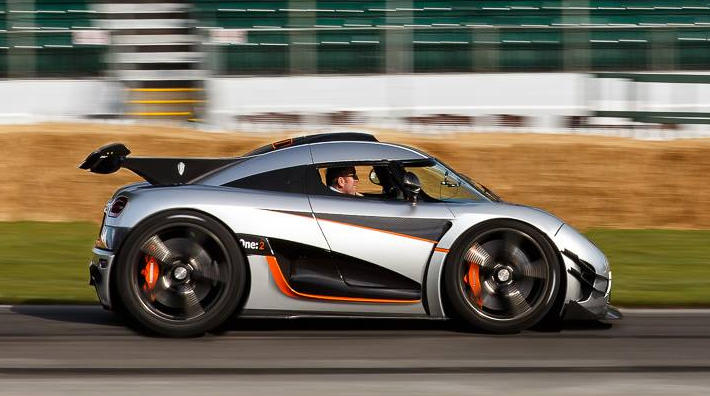 Hyper Car Caricatures By Sam Moores