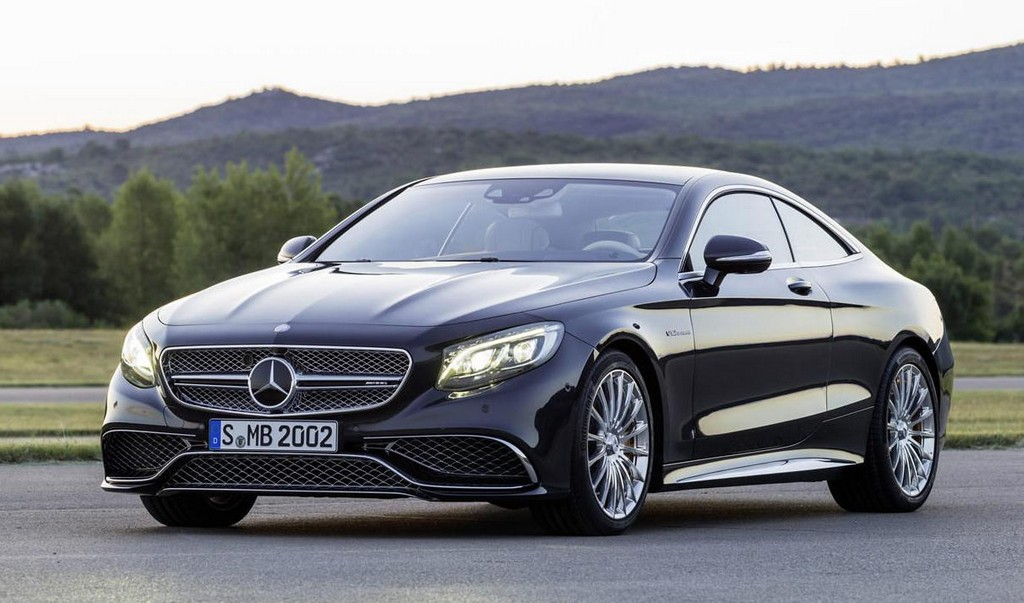 Mercedes s65 amg coupe revealed with 630 hp for Mercedes benz s65 amg 2014
