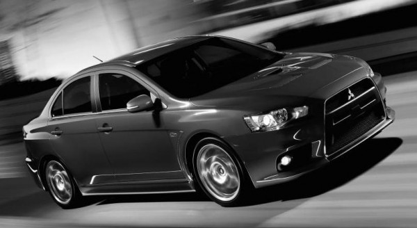 Mitsubishi Lancer Evo 2015 1 600x328 at Mildly Updated Mitsubishi Lancer Evo Unveiled