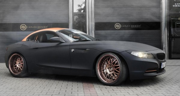 PUNK Z 0 600x321 at BMW Z4 Punk Z by Carlex Design