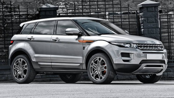"Range Rover Evoque Ground Effect 0 600x337 at Kahn Design Range Rover Evoque ""Ground Effect"""
