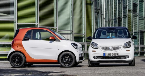 Smart ForTwo ForFour 0 600x315 at 2015 Smart ForTwo & ForFour Revealed