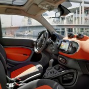 Smart ForTwo ForFour 6 175x175 at 2015 Smart ForTwo & ForFour Revealed