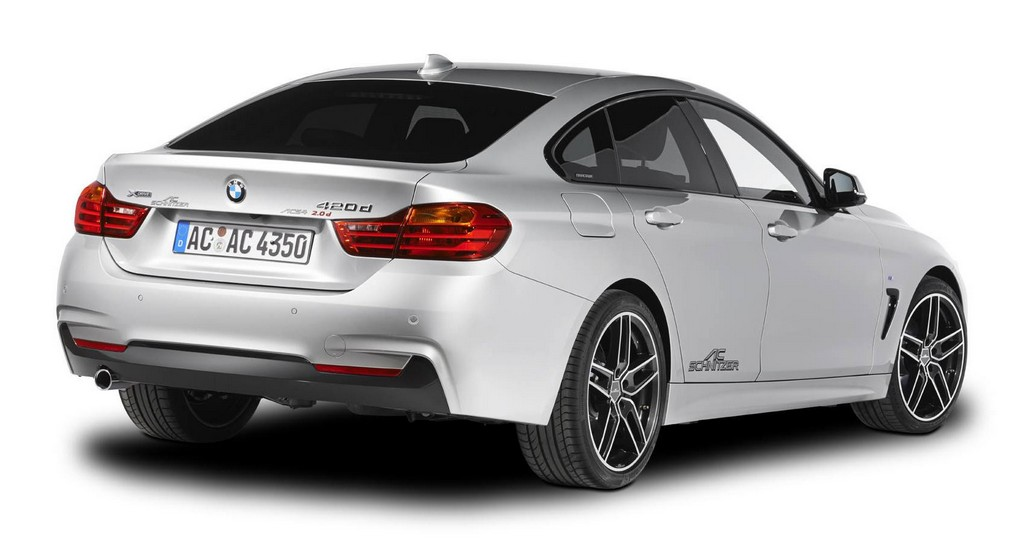 ac schnitzer bmw 4 series gran coupe preview. Black Bedroom Furniture Sets. Home Design Ideas