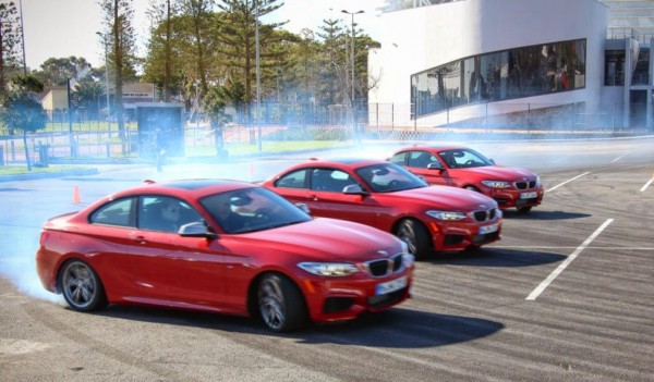 bmw driftmob 600x351 at BMW M235i Driftmob Promo Released