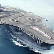 m4 carrier drift 175x175 at BMW M4 Drifts on Virtual Aircraft Carrier in New Ad