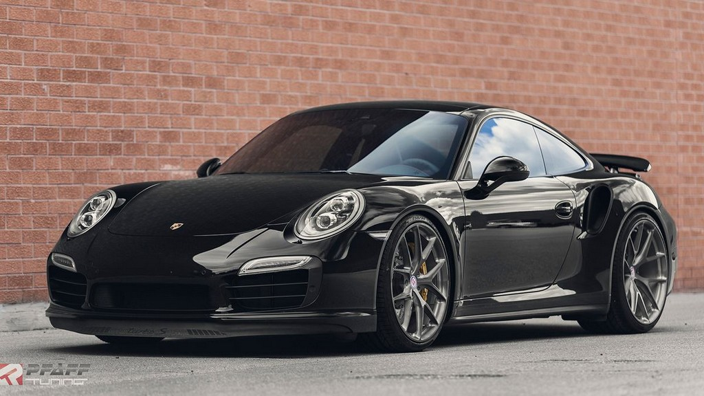 Pfaff Porsche 911 Turbo S On Hre Wheels