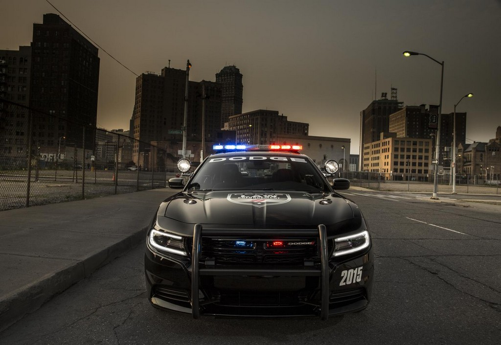 2015 dodge charger pursuit police car unveiled. Cars Review. Best American Auto & Cars Review