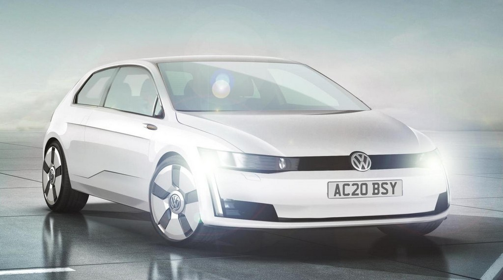 2019 Vw Golf To Reinvent The Family Car
