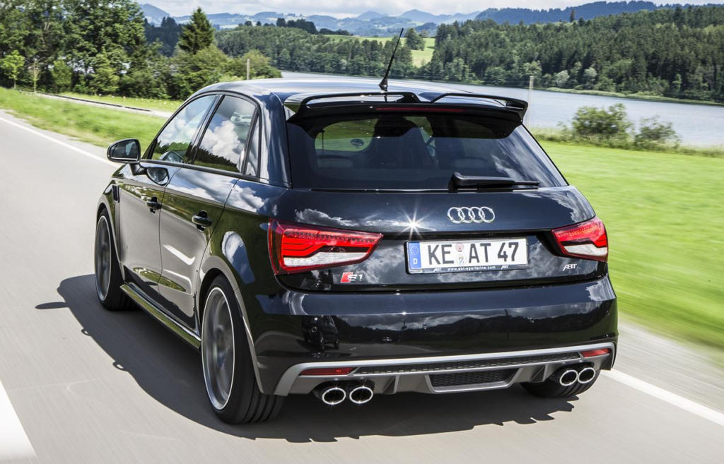 Abt Audi S1 Revealed With 310 Horsepower
