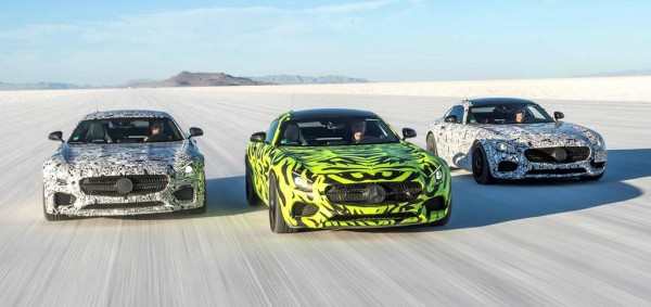 AMG GT 01 600x283 at Latest Mercedes AMG GT Teaser Is All About Numbers