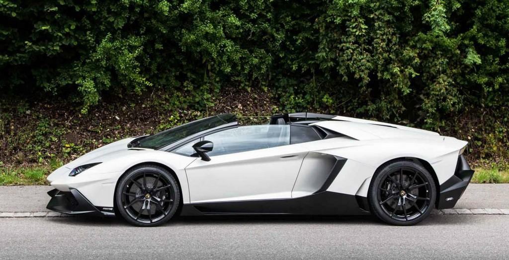 Lamborghini Aventador 50th Anniversario By Future Photography