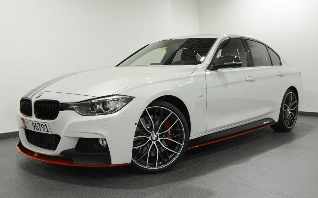 fully kitted out bmw 335i m performance from abu dhabi. Black Bedroom Furniture Sets. Home Design Ideas