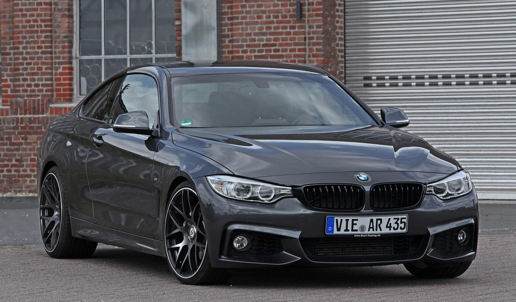 Best Tuning Bmw 435i Packs 365 Ps