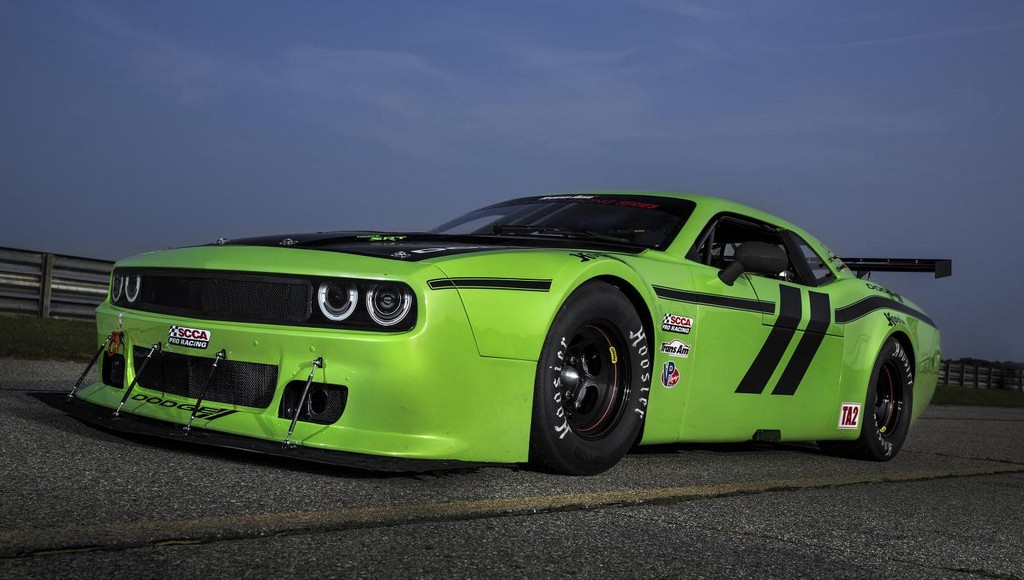 Mid Ohio Raceway >> Dodge Challenger Trans Am Race Car Debuts at Mid-Ohio