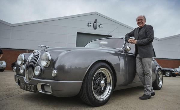 Ian Callum Jaguar Mark 2 0 600x369 at Ian Callum Creates Bespoke Jaguar Mark 2
