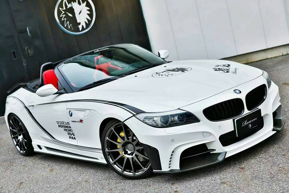 Bmw Z4 Styling Kit By Rowen Japan
