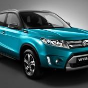 Suzuki Vitara 175x175 at First Look: 2015 Suzuki Vitara