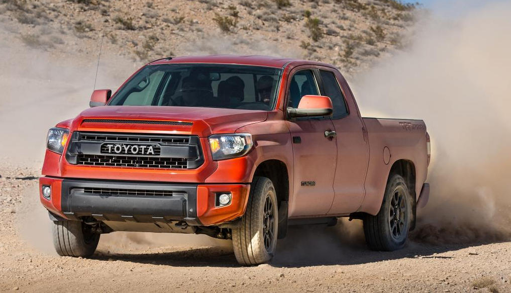 2015 toyota tundra trd pro priced from 41 285 motorward. Black Bedroom Furniture Sets. Home Design Ideas