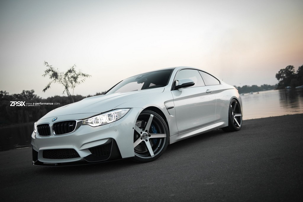 Z Performance Bmw M4 The Best Looking M4 Yet