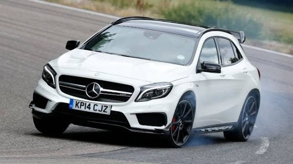 gla45 600x337 at Mercedes GLA45 AMG – What Is It Good For?