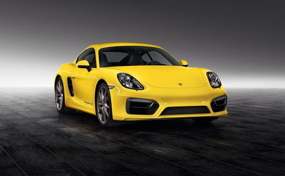 Cayman S Sport Design Package By Porsche Exclusive