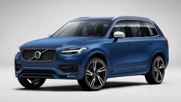 2015 Volvo XC90 R-Design Revealed