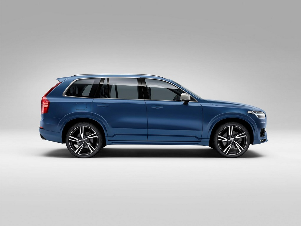 2015 volvo xc90 r design revealed. Black Bedroom Furniture Sets. Home Design Ideas
