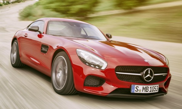 This Is the Mercedes AMG GT