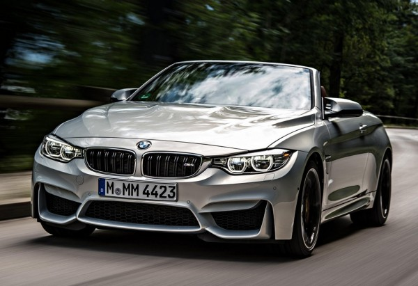 Sights and Sounds: BMW M4 Convertible