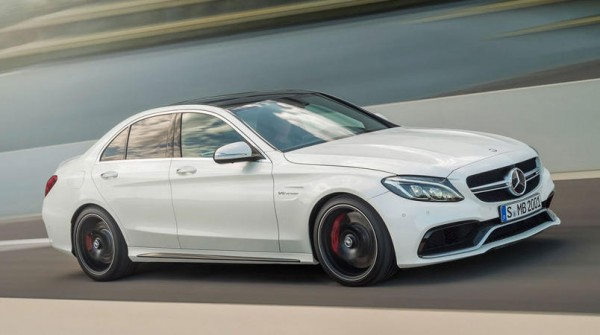 New Mercedes C63 AMG Official Pictures and Details